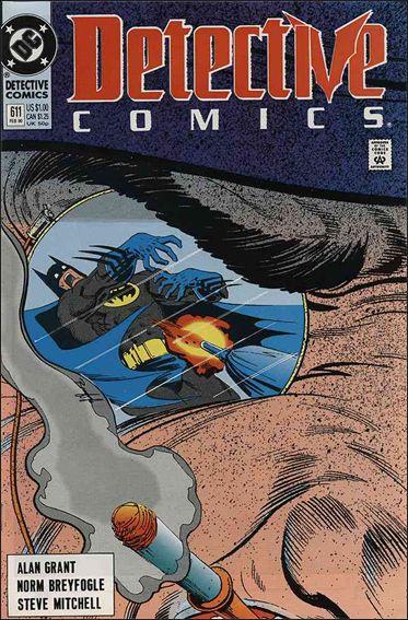 Detective Comics (1937) 611-A by DC