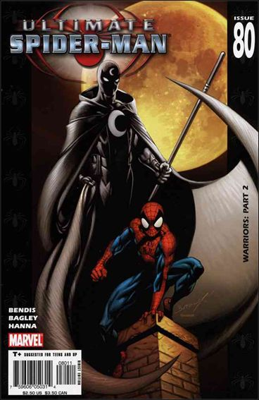 Ultimate Spider-Man (2000) 80-A by Marvel