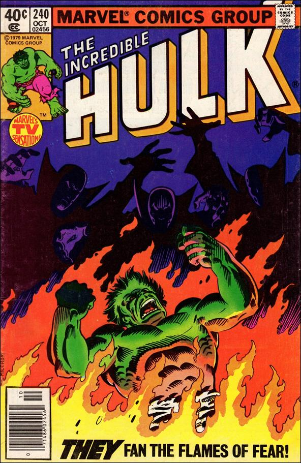 Incredible Hulk (1968) 240-A by Marvel