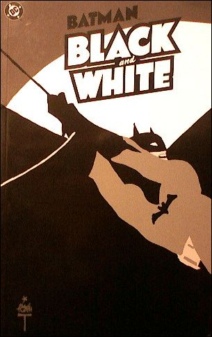 Batman: Black and White 1-A by DC