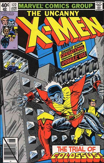 X-Men (1963) 122-A by Marvel