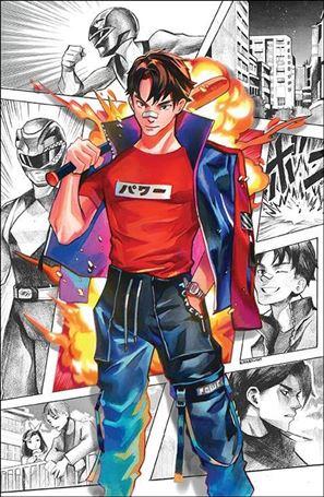 Power Rangers 11-H