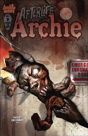 Afterlife with Archie 9-B