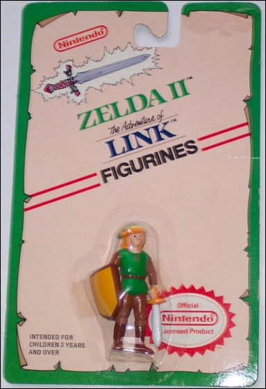 Nintendo Figurines Link by Applause