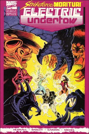 Strikeforce: Morituri: Electric Undertow 5-A