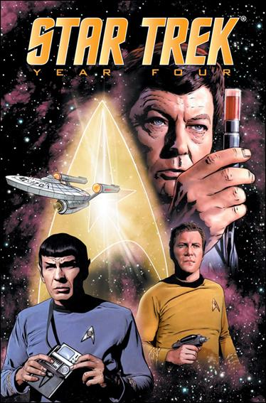 Star Trek: Year Four nn-A by IDW