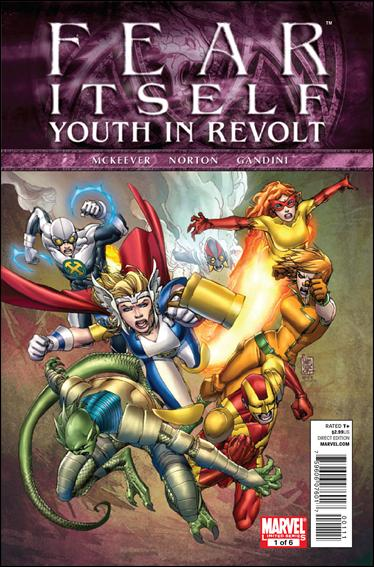 Fear Itself: Youth In Revolt 1-A by Marvel