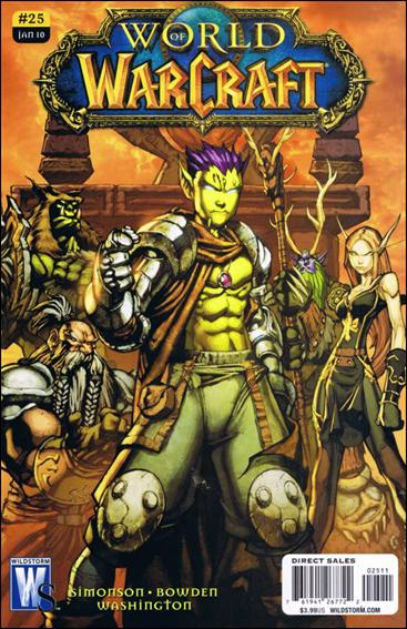 World of Warcraft 25-A by WildStorm