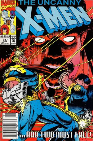 Uncanny X-Men (1981) 287-A