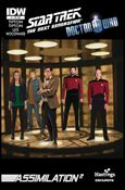 Star Trek: The Next Generation / Doctor Who: Assimilation2 1-F