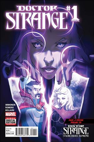 Doctor Strange Annual 1-A