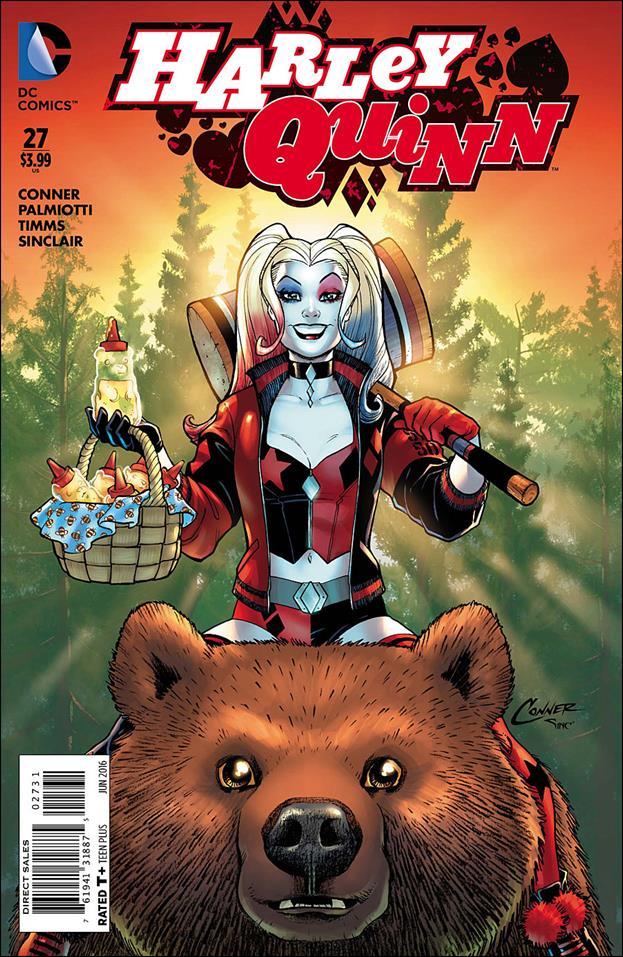 Harley Quinn (2014) 27-C