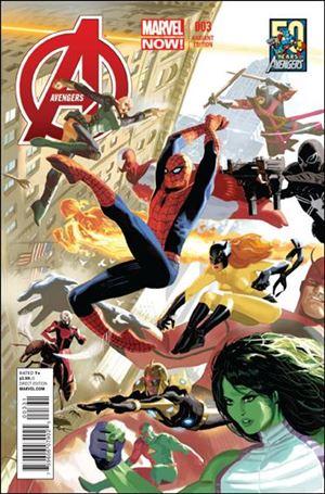 Avengers (2013) 3-D