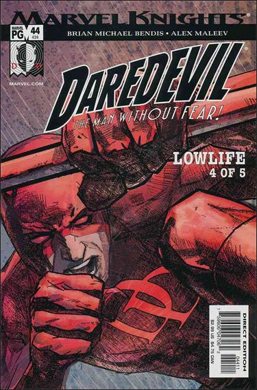 Daredevil (1998) 44-A by Marvel