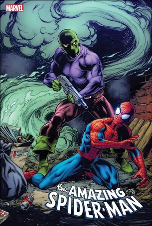 Amazing Spider-Man (2018) 45-B