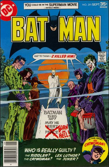 Batman (1940) 291-A by DC