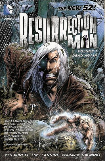 Resurrection Man (2011) 1-A by DC