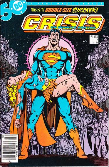 Crisis on Infinite Earths 7-B by DC