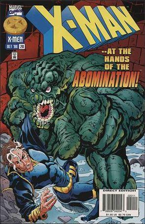 X-Man 20-A