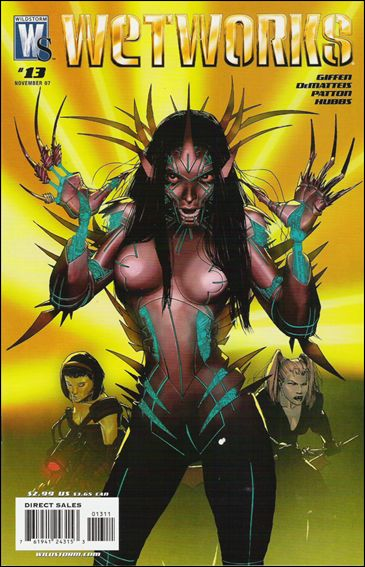 Wetworks (2006) 13-A by WildStorm