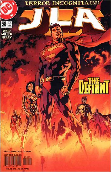 JLA 58-A by DC