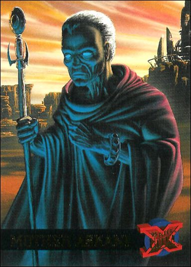 1995 Fleer Ultra X-Men (Base Set) 31-A by Fleer