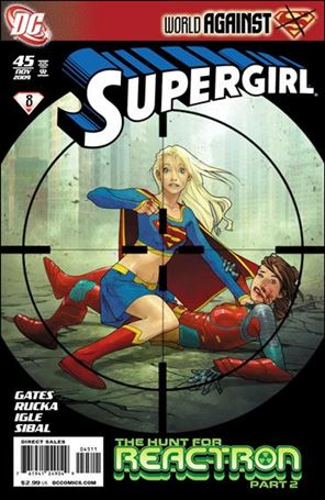 Supergirl (2005) 45-A