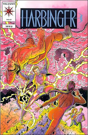 Harbinger (1992) 0-A by Valiant