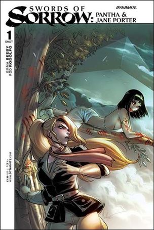 Swords of Sorrow: Pantha & Jane Porter 1-A