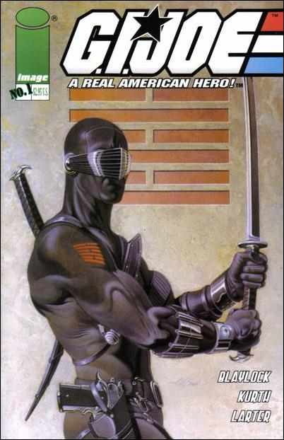 G.I. Joe (2001) 1-B by Devil's Due