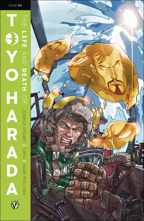 Life and Death of Toyo Harada 3-C by Valiant Entertainment