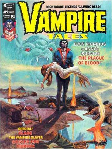 Vampire Tales 10-A by Marvel