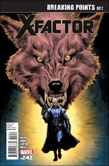 X-Factor (1986) 242-A by Marvel