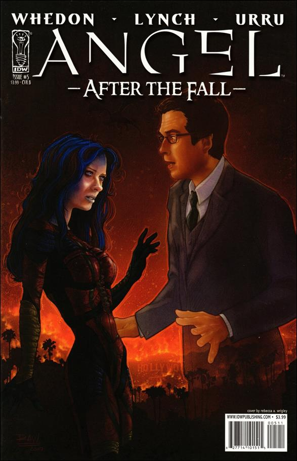 Angel: After the Fall 5-B by IDW