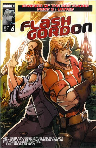 Flash Gordon: Invasion of the Red Sword 6-A by Ardden Entertainment