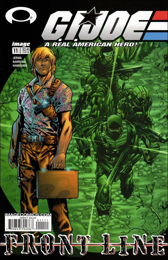 G.I. Joe: Frontline 11-A by Image