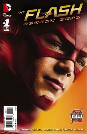 Flash: Season Zero 1-A