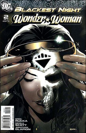 Blackest Night: Wonder Woman 2-B by DC