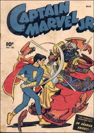 Captain Marvel Jr. 38-A