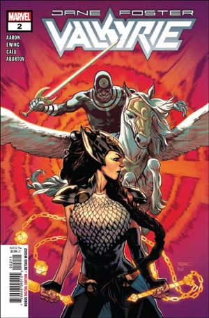 Valkyrie: Jane Foster 2-A
