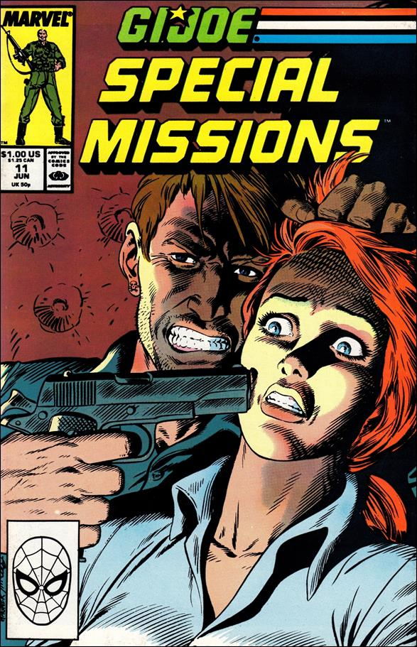 G.I. Joe: Special Missions (1986) 11-A by Marvel