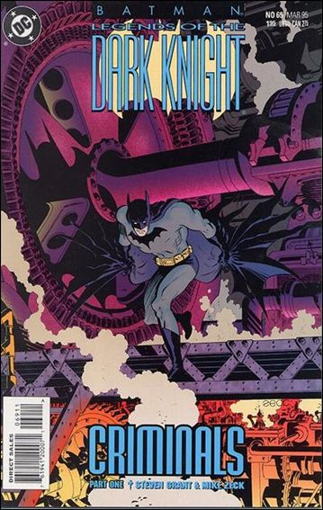 Batman: Legends of the Dark Knight 69-A by DC