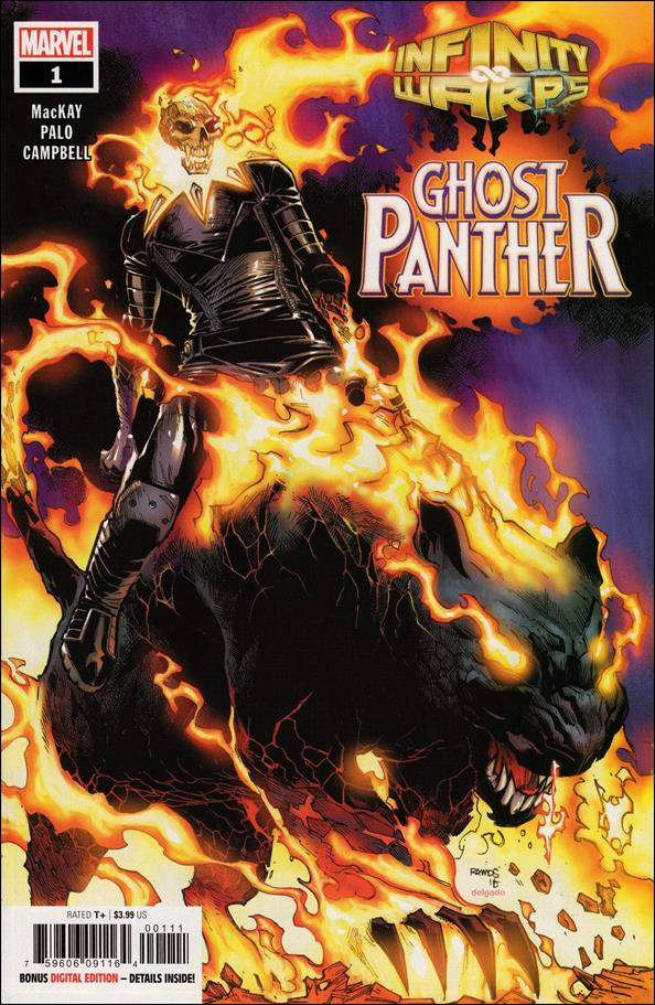 Infinity Wars: Ghost Panther 1-A by Marvel