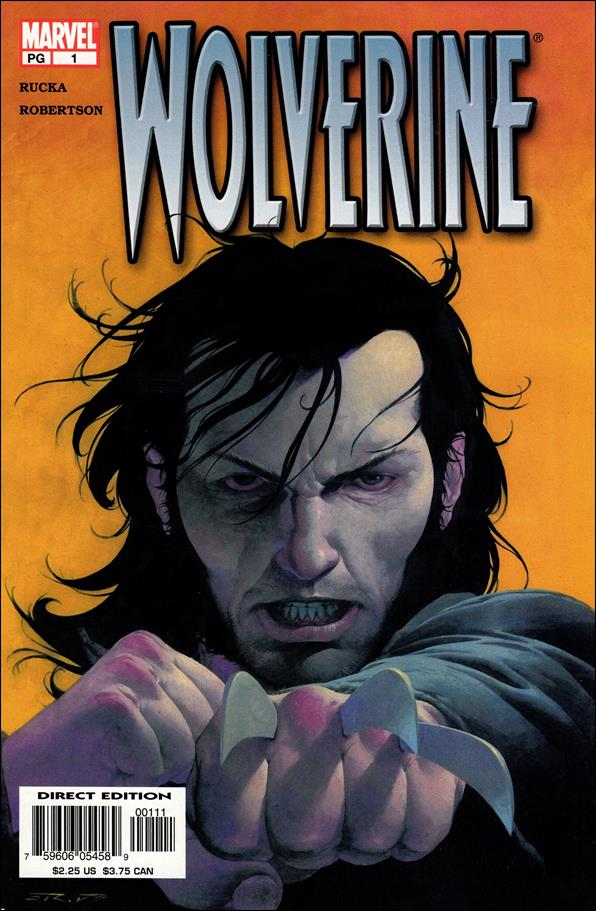 Wolverine (2003)  1-A by Marvel
