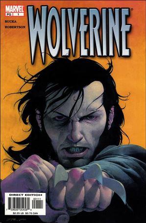 Wolverine (2003)  1-A
