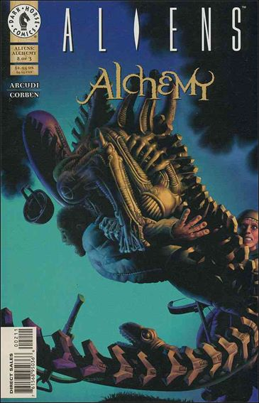 Aliens: Alchemy 2-A by Dark Horse