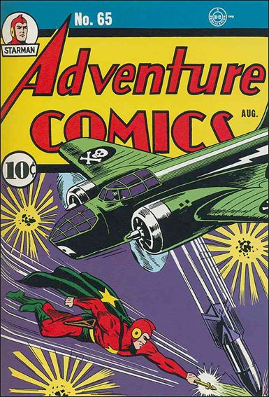 Adventure Comics (1938) 65-A by DC