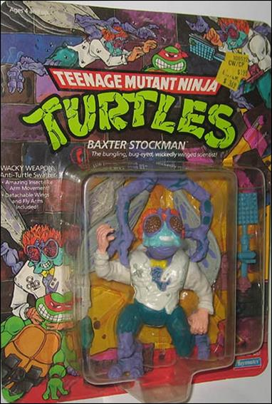 Teenage Mutant Ninja Turtles (1988) Baxter Stockman by Playmates