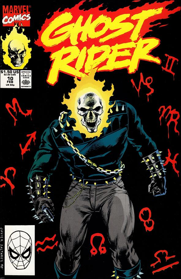 Ghost Rider (1990) 10-A by Marvel