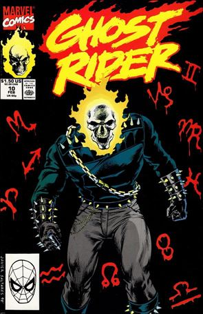 Ghost Rider (1990) 10-A